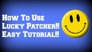 Lucky Patcher ApK Download And Install For PC And Laptops