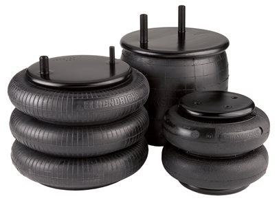 4 Things to Know About Air Springs