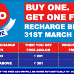 Reliance Jio Bogo Recharge Offers 4G Data At Rs 8/GB