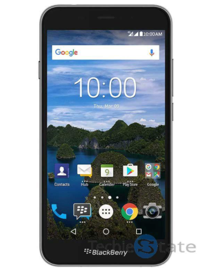Blackberry Aurora (BBC100-1) press image Leaked