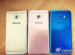 Samsung Galaxy C5 Pro live image spotted online, reveals Blue color variant