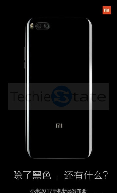 Xiaomi Mi6 renders surfaced online, launch date revealed