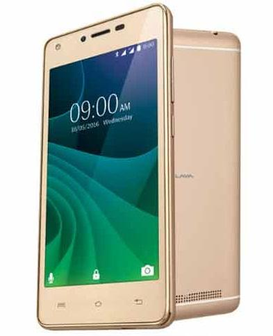 Lava A77 with front flash launched at just Rs.6099