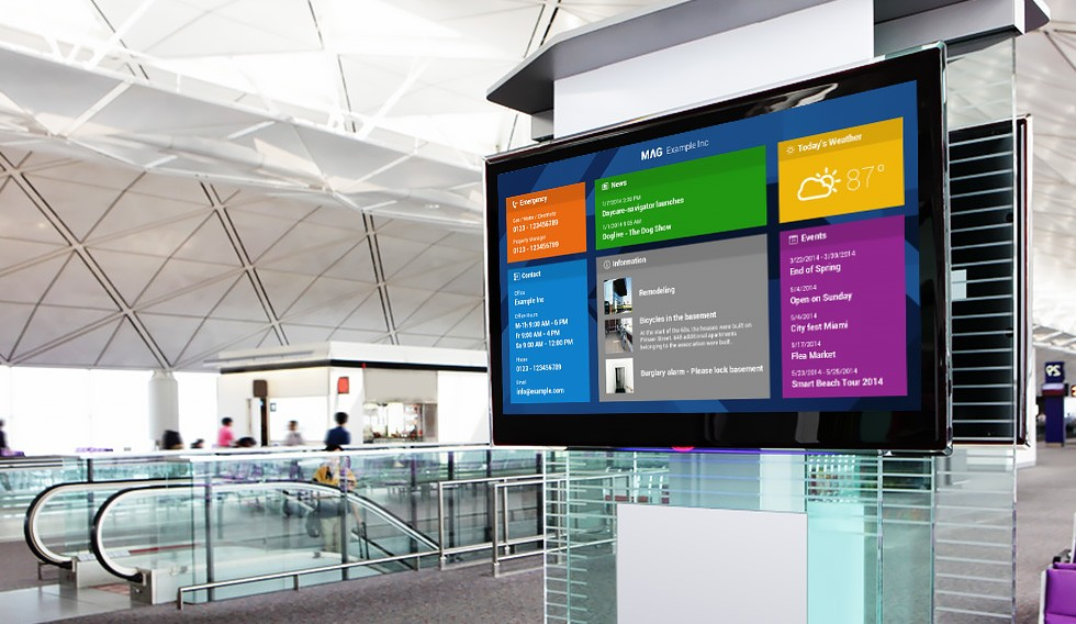 Is Your Enterprise Getting Its Money's Worth From Digital Signage?