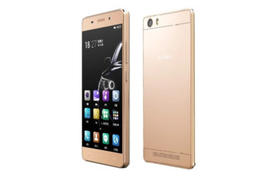 gionee M5 lite with 3 GB RAM