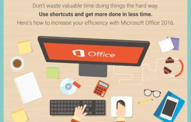 Microsoft office tricks 2017