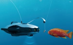 powervision under water drone by Power Ray