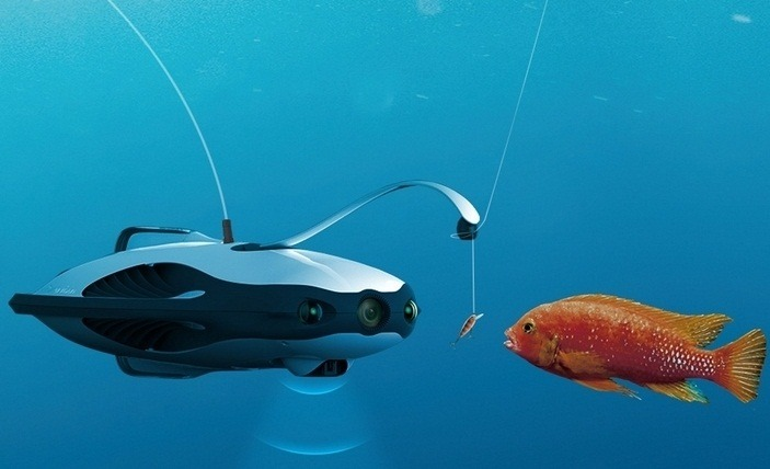 PowerVision is out with PowerRay Underwater Drone