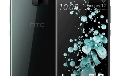 HTC U Ultra with 3000 mAh non-removable battery