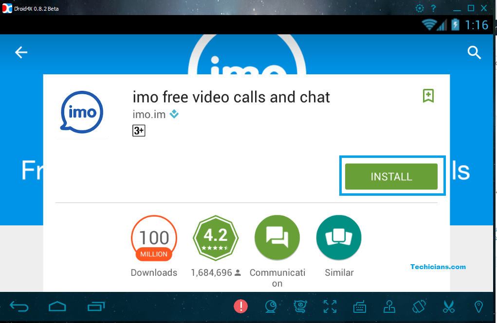 Imo For Pc Free Download–Windows xp/7/8/8.1