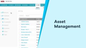 Asset Management's Major Importance