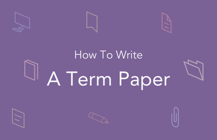 Where to Get Help With Term Paper