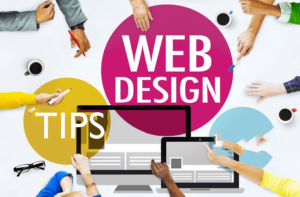 4 Web Design Tips for a Professional Site