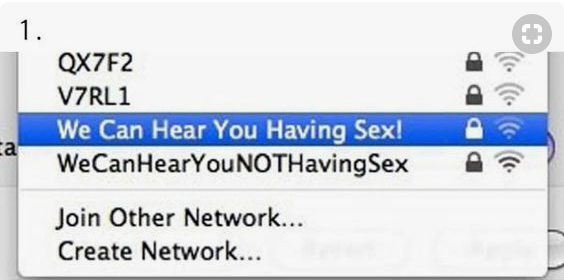 funny wifi router names