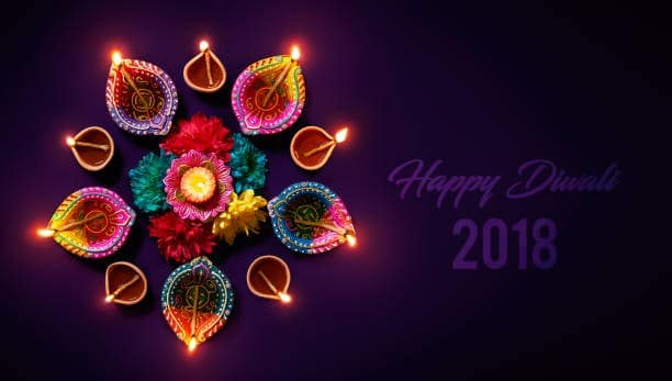 Happy Diwali 2018 HD Images