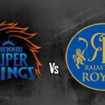 Chennai Super Kings Vs Rajasthan Royals – Match 12