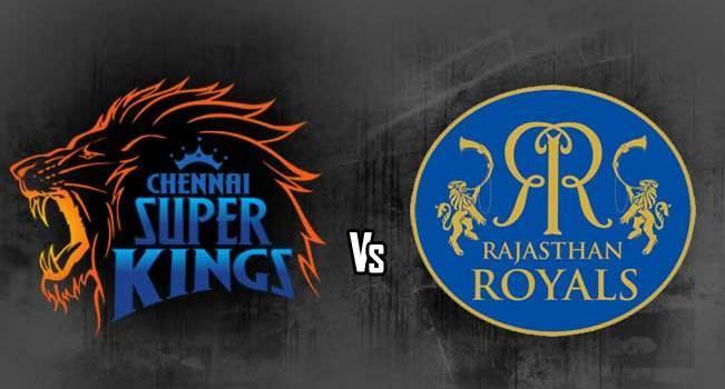 Chennai Super Kings Vs Rajasthan Royals – Match 12