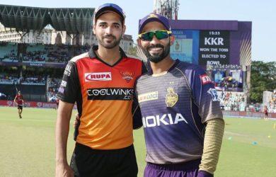 Today's Live Match Kolkata Vs Hyderabad