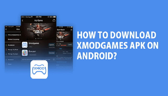 XMod Games Apk Download