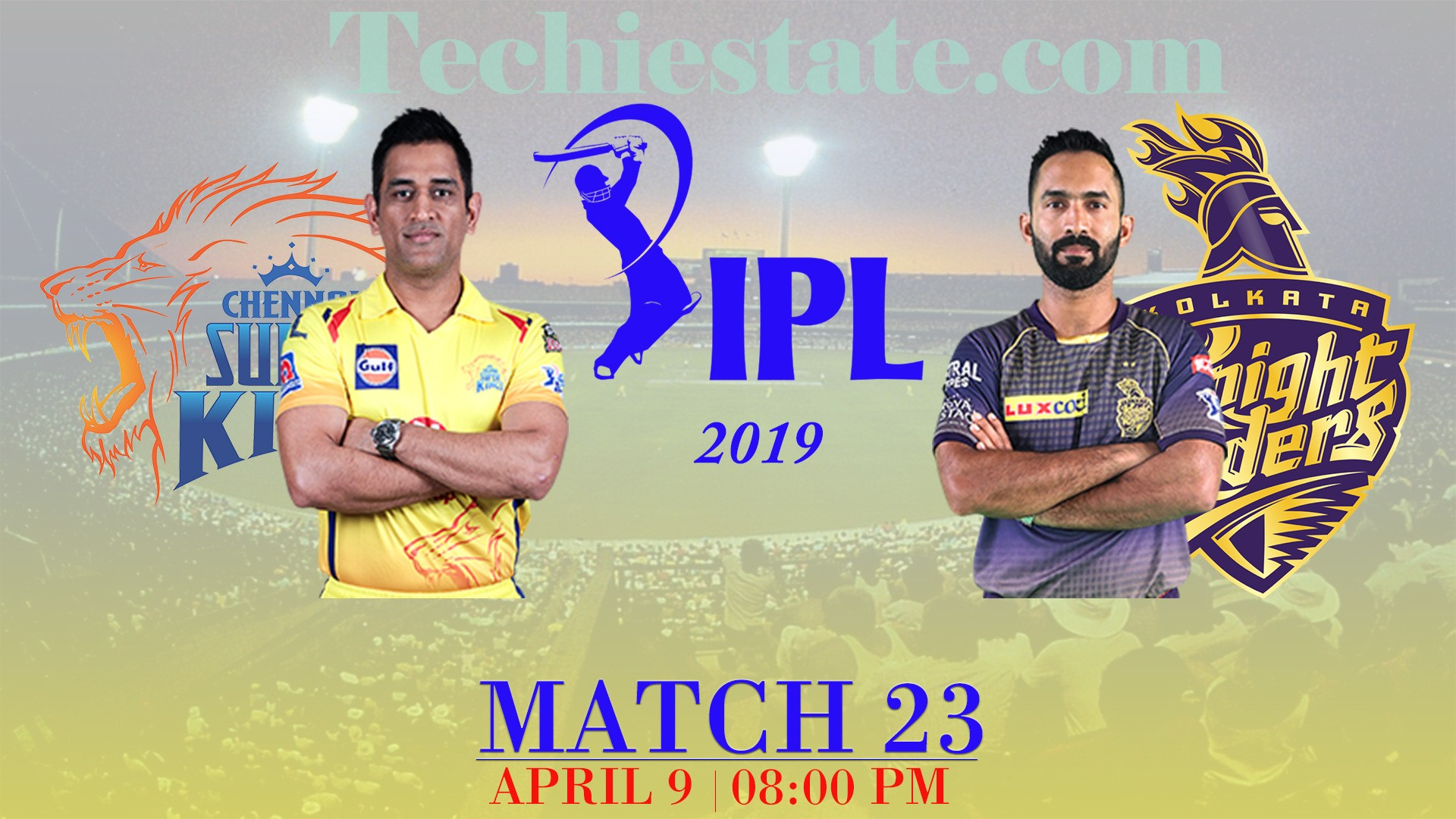 CSK Vs KKR Match Prediction, Live Cricket Scores