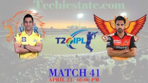 CSK Vs SRH Match Prediction, Live Streaming Cricket Updates