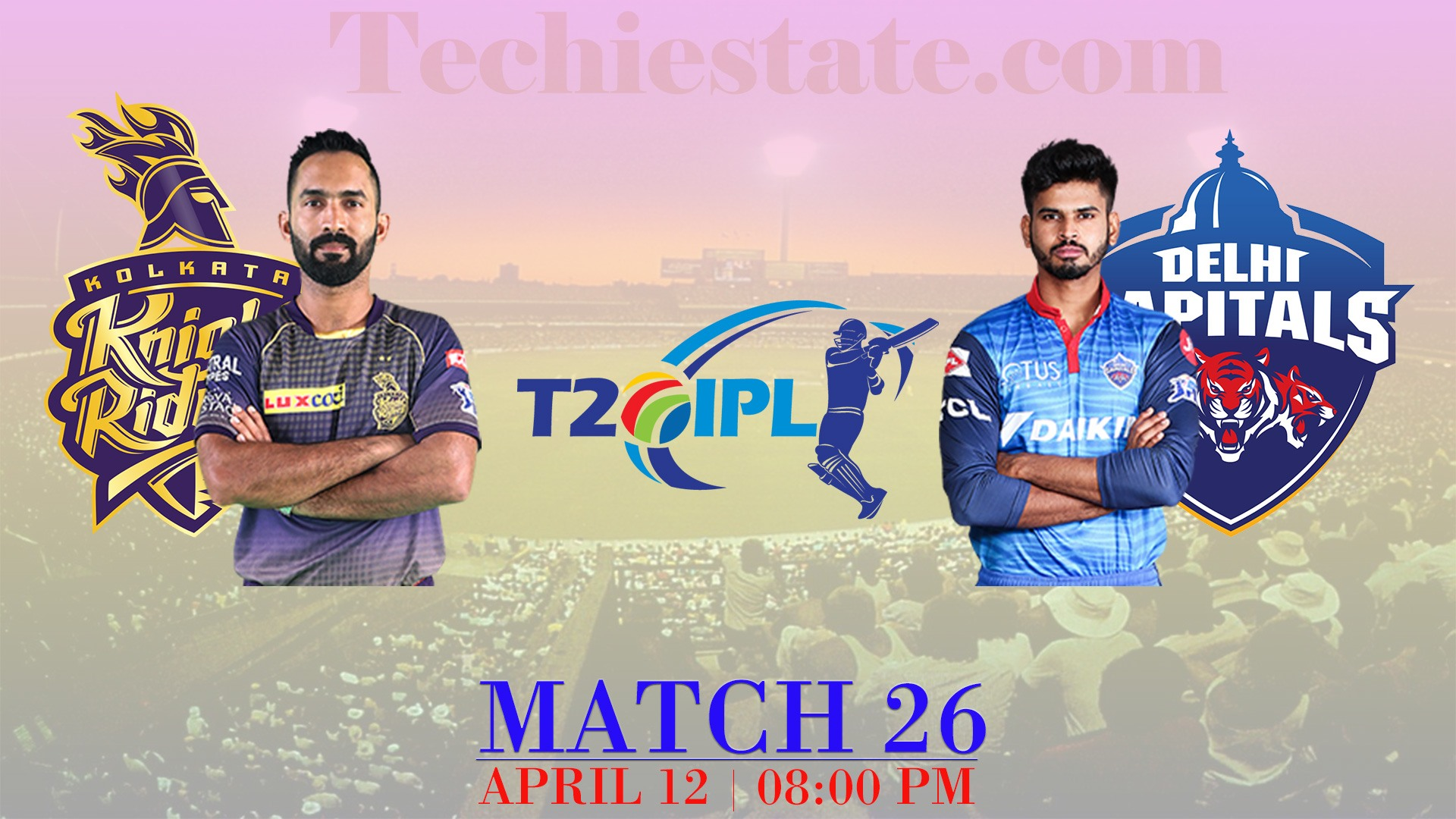 KKR Vs DC IPL 2019 Match Prediction, Live Streaming Cricket Score Info