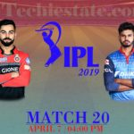 Royal Challengers Bangalore vs Delhi Capitals Match Prediction, Live Cricket Scores