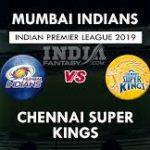 MI Vs CSK 15th Match Prediction, Live Streaming & Cricket Score Updates