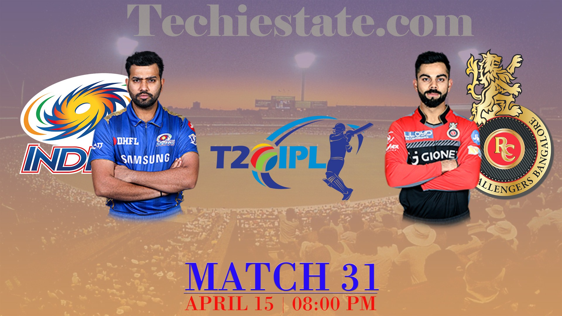 Mumbai Indians Vs Royal Challengers Bangalore Match Prediction, Live Scores