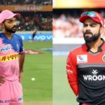 Rajasthan Royals vs Royal Challengers Bangalore, 14th Match