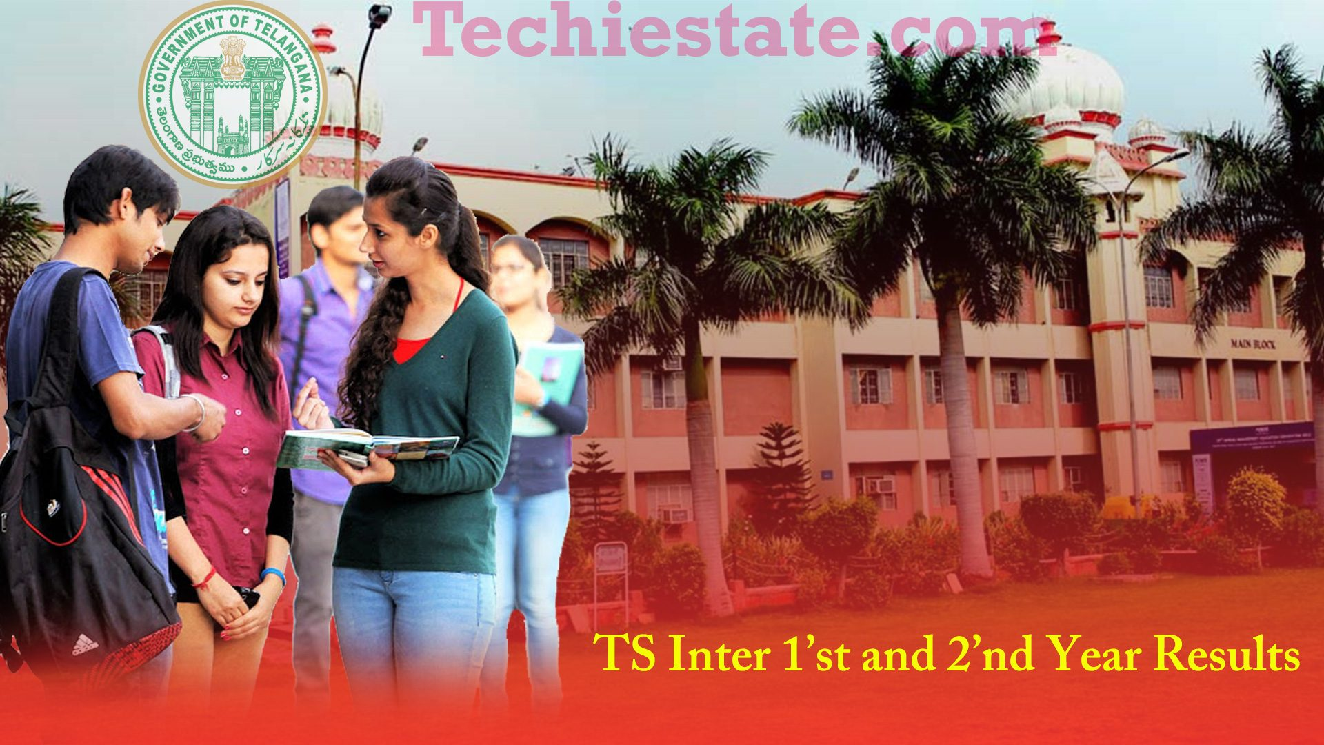 *Bie.telangana.gov.in* Check Inter Results 2019 Online