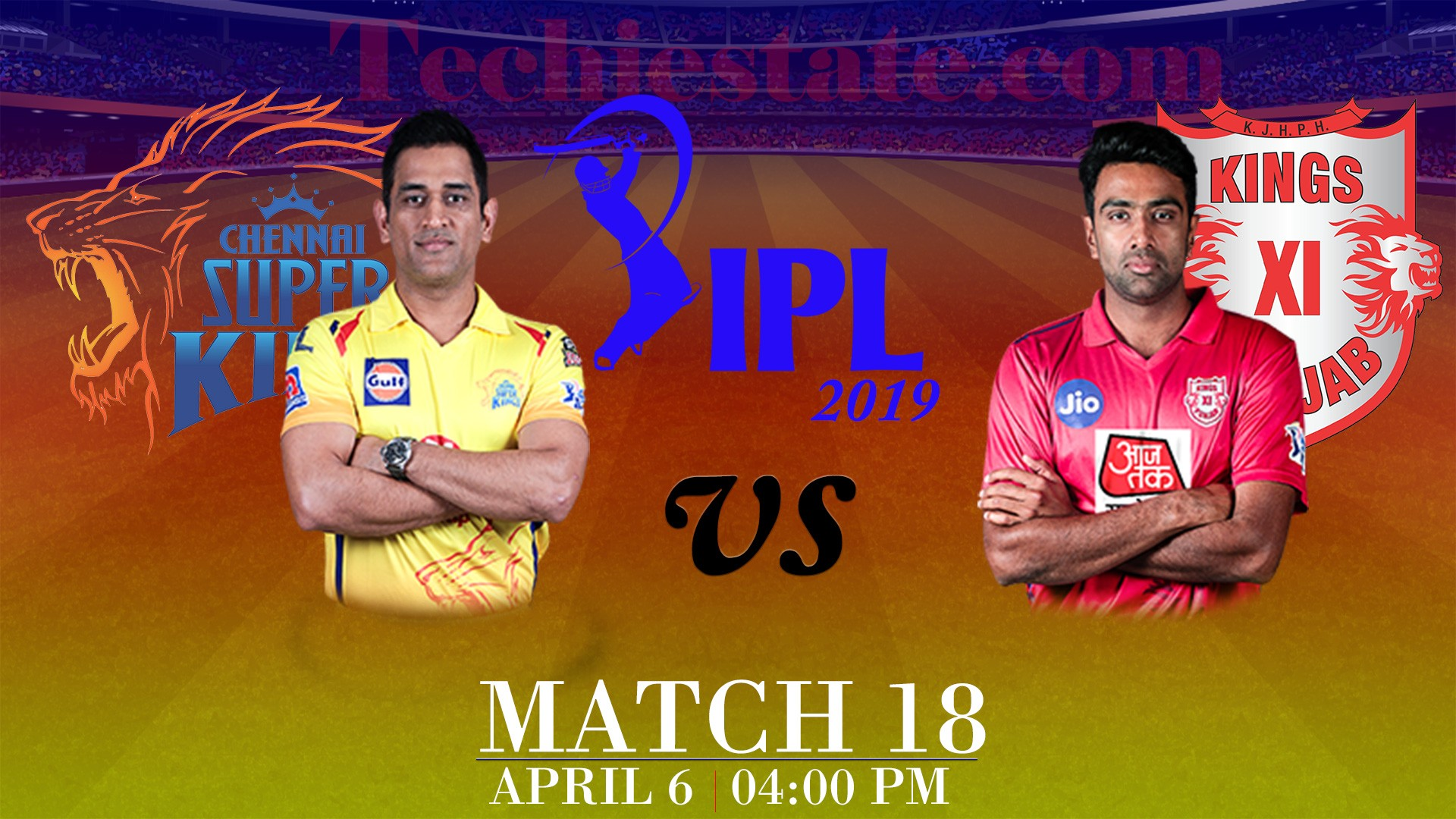 CSK Vs KXIP Match Prediction, Live Cricket Scores & Latest Updates