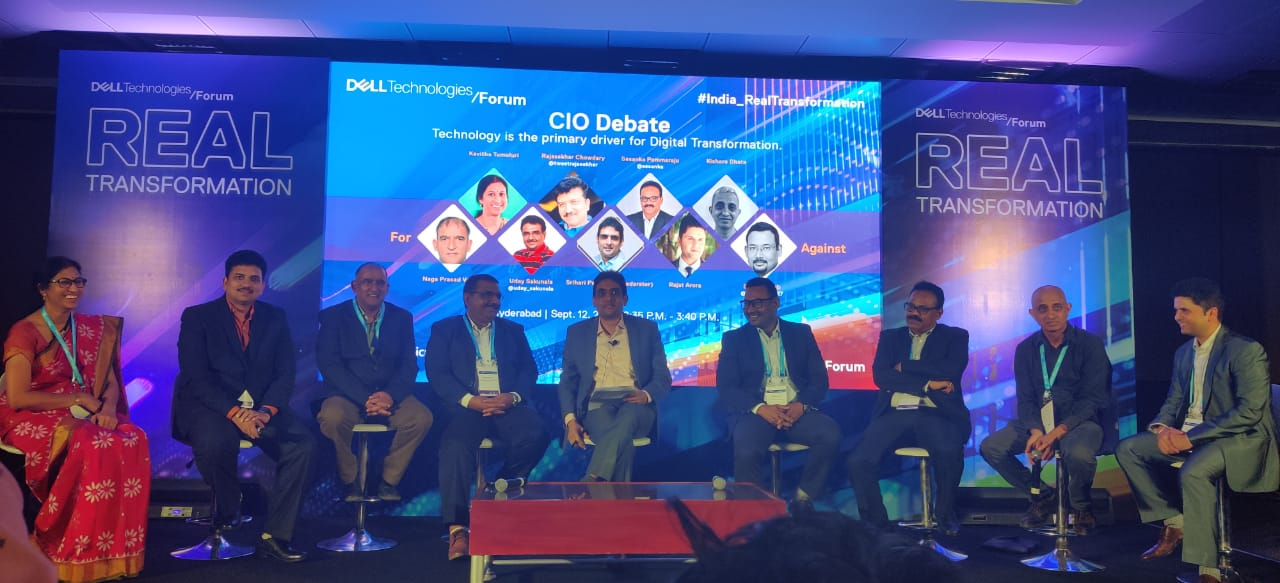 Bringing liberation through innovation in the city of Hyderabad–Dell Tech Forum 2019