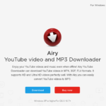 Everything you need to know about Airy- the YouTube Video Downloader for macOS