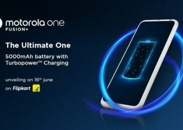 Motorola One Fusion Plus Launched On Flipkart-Sale Tommorow