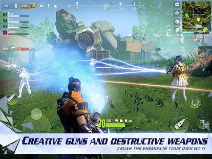 cyber hunter for pc