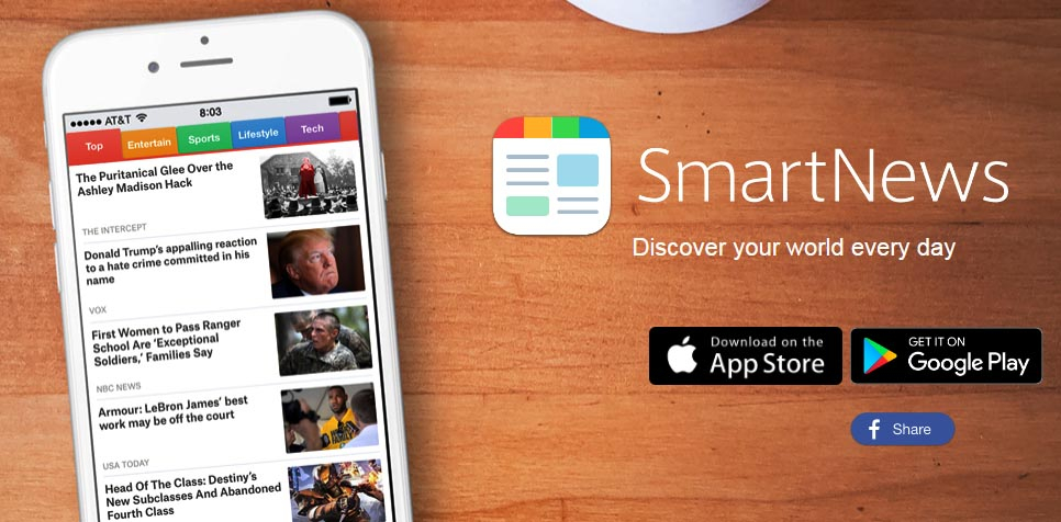 Download Smart News For PC