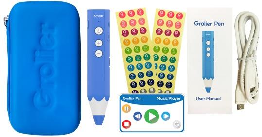 Grolier Pen