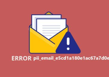 Working Method To Fix [pii_email_e5cd1a180e1ac67a7d0e] Error