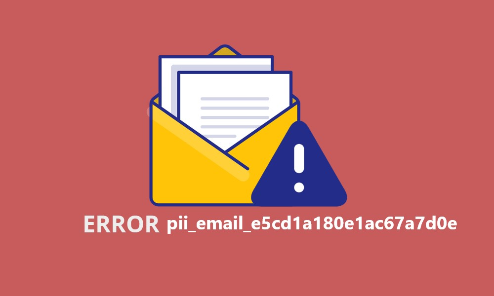 Fix [pii_email_e5cd1a180e1ac67a7d0e] Error