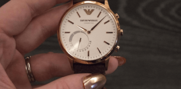 Emporio Armani Watches Buyer's Guide 2021