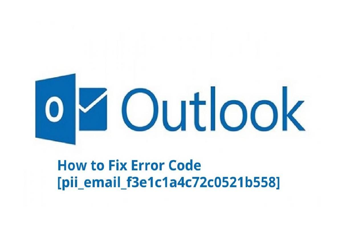 Solve [pii_email_f3e1c1a4c72c0521b558] error