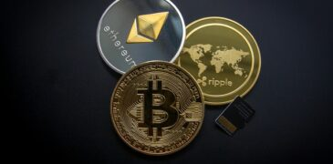 The Internet is Evolving: Three Stocks to Watch in the Cryptocurrency Space