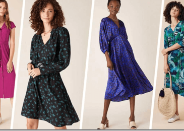 Trending Floral Dress Outfit For This Monsoon To Dress Under Budget