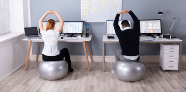 How to Make Your Office More Ergonomically-Friendly