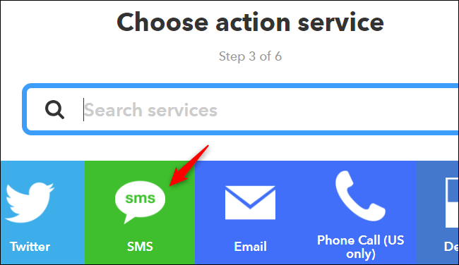 Craigslist Alerts on sms